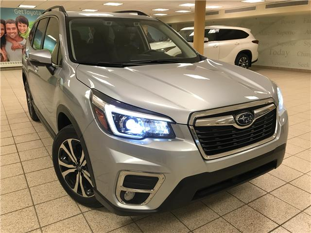 2019 Subaru Forester 2.5i Limited (Stk: 5955) in Calgary - Image 1 of 22