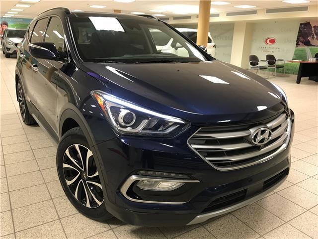 2017 Hyundai Santa Fe Sport 2.0T Ultimate (Stk: 210649A) in Calgary - Image 1 of 21