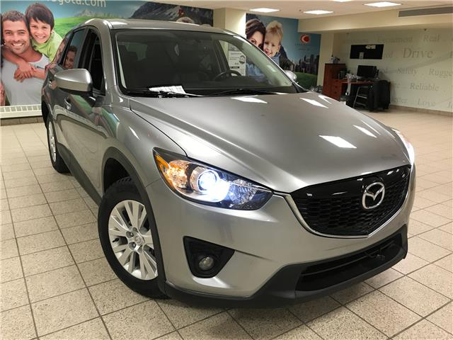 2013 Mazda CX-5 GT (Stk: 210465A) in Calgary - Image 1 of 19