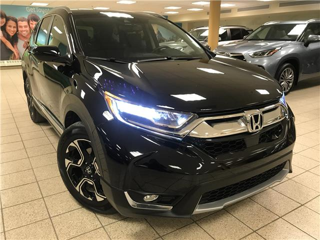 2019 Honda CR-V Touring (Stk: 210684A) in Calgary - Image 1 of 21