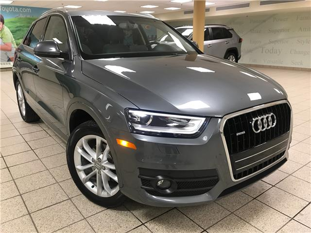 2015 Audi Q3 2.0T Technik (Stk: 210455A) in Calgary - Image 1 of 21