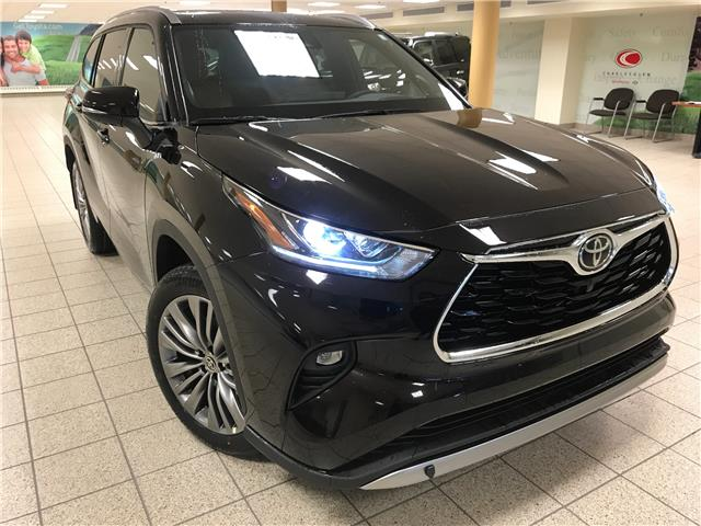 2021 Toyota Highlander Limited (Stk: 210785) in Calgary - Image 1 of 22