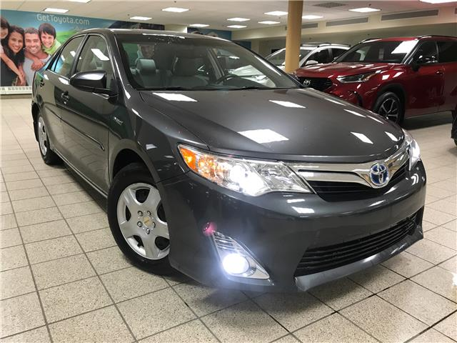 2014 Toyota Camry Hybrid  (Stk: 210702A) in Calgary - Image 1 of 10