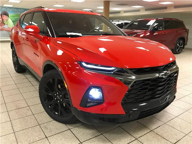 2019 Chevrolet Blazer RS (Stk: 5974A) in Calgary - Image 1 of 21