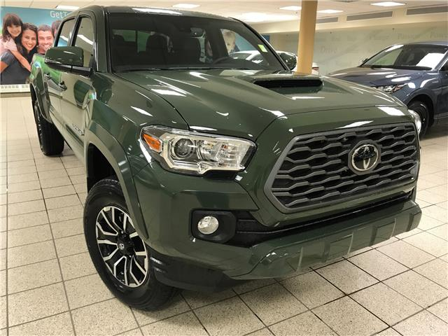 2021 Toyota Tacoma Base (Stk: 210734) in Calgary - Image 1 of 21