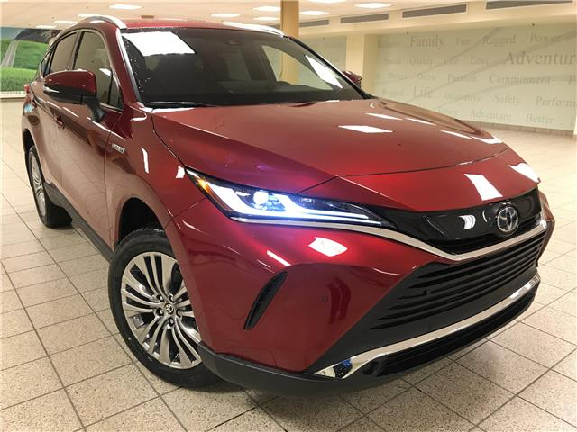 2021 Toyota Venza  (Stk: 210792) in Calgary - Image 1 of 21