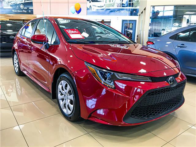 2021 Toyota Corolla LE (Stk: 210803) in Calgary - Image 1 of 10