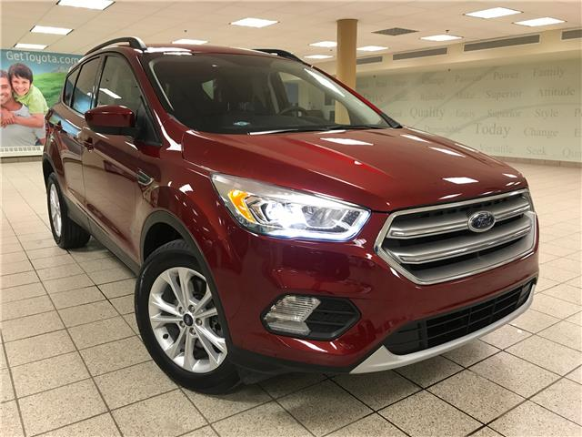 2017 Ford Escape SE (Stk: 210615A) in Calgary - Image 1 of 21