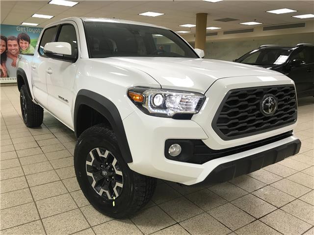 2021 Toyota Tacoma  (Stk: 210715) in Calgary - Image 1 of 20