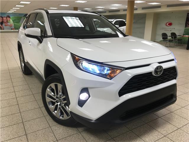 2019 Toyota RAV4 XLE (Stk: 210626A) in Calgary - Image 1 of 21