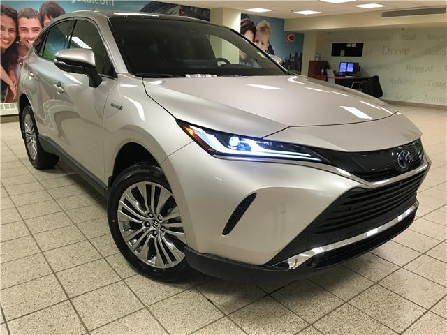 2021 Toyota Venza  (Stk: 210659) in Calgary - Image 1 of 22