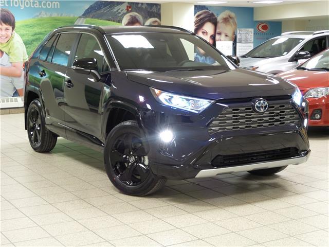 2021 Toyota RAV4 Hybrid XLE (Stk: 210831) in Calgary - Image 1 of 24