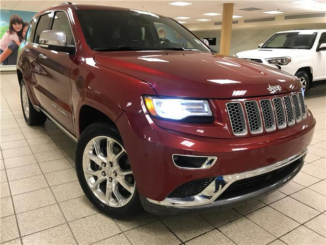 2014 Jeep Grand Cherokee Summit (Stk: 210741A) in Calgary - Image 1 of 11