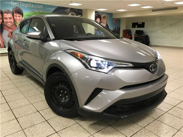 2018 Toyota C-HR XLE (Stk: 210824A) in Calgary - Image 1 of 10