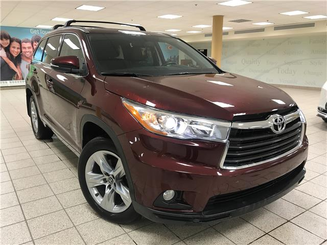 2016 Toyota Highlander  (Stk: 210792A) in Calgary - Image 1 of 11