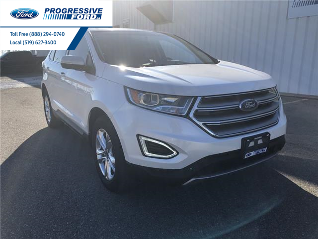 2017 Ford Edge SEL (Stk: HBB53456) in Wallaceburg - Image 1 of 15