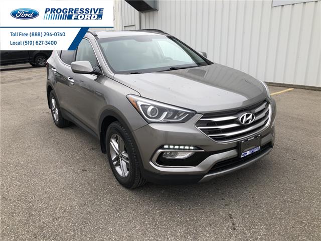 2018 Hyundai Santa Fe Sport 2.4 Base (Stk: JG509147T) in Wallaceburg - Image 1 of 14