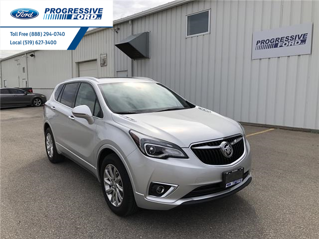 2019 Buick Envision Essence (Stk: KD107764T) in Wallaceburg - Image 1 of 16