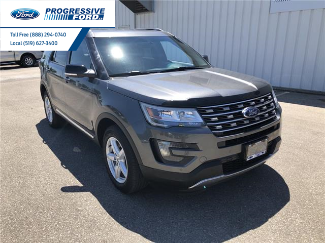 2016 Ford Explorer XLT (Stk: GGB37680T) in Wallaceburg - Image 1 of 16