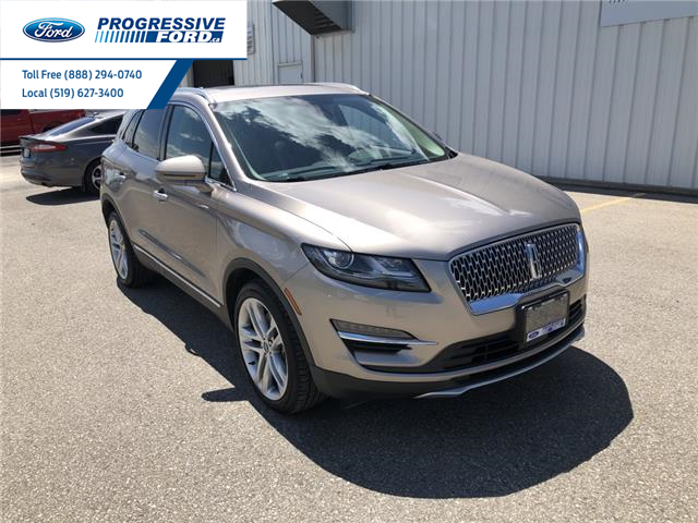 2019 Lincoln MKC Reserve (Stk: KUL39837T) in Wallaceburg - Image 1 of 17