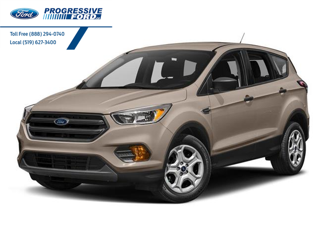 2017 Ford Escape SE (Stk: HUE60877T) in Wallaceburg - Image 1 of 9
