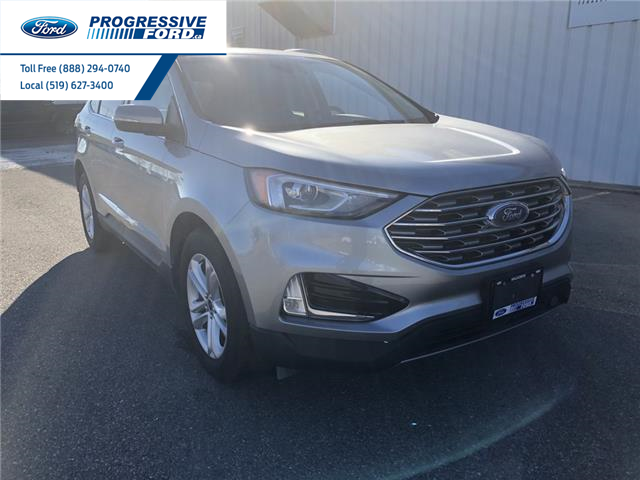 2020 Ford Edge SEL (Stk: LBA00406) in Wallaceburg - Image 1 of 14