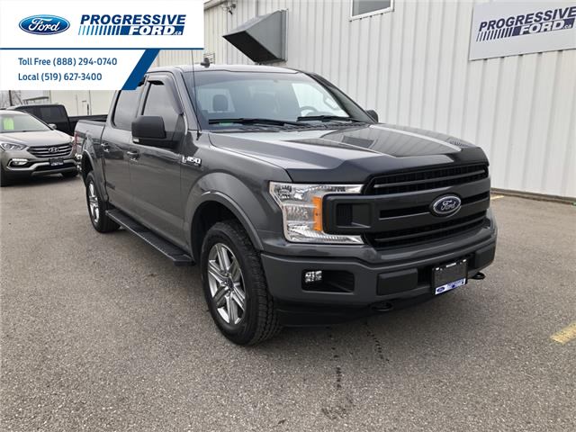 2018 Ford F-150  (Stk: JFE30631T) in Wallaceburg - Image 1 of 14