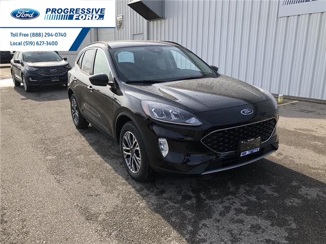 2020 Ford Escape SEL (Stk: LUC31003) in Wallaceburg - Image 1 of 15
