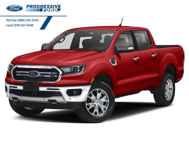 2021 Ford Ranger Lariat (Stk: MLD06767) in Wallaceburg - Image 1 of 9