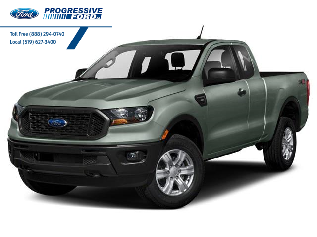 2021 Ford Ranger XL (Stk: MLD13563) in Wallaceburg - Image 1 of 9