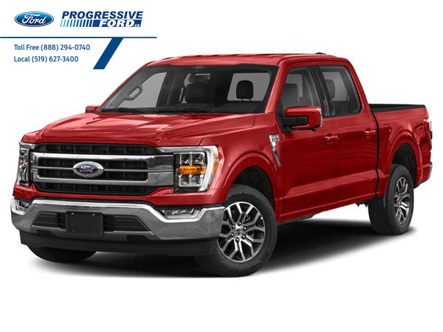 2021 Ford F-150 Lariat (Stk: MKD36741) in Wallaceburg - Image 1 of 9