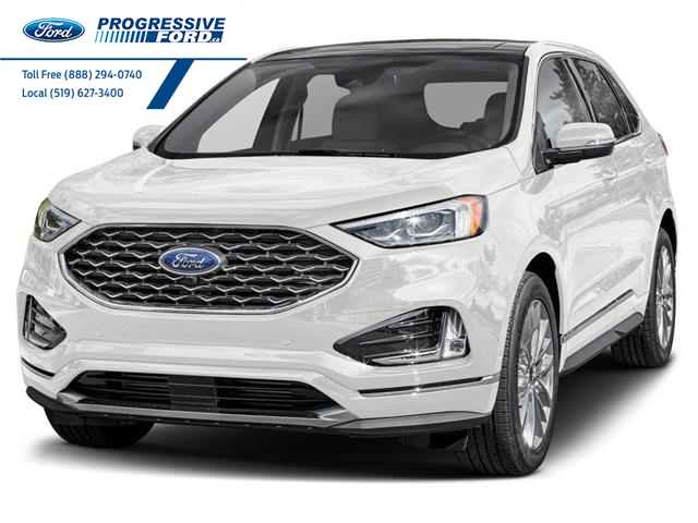 2021 Ford Edge Titanium (Stk: MBA04189) in Wallaceburg - Image 1 of 1