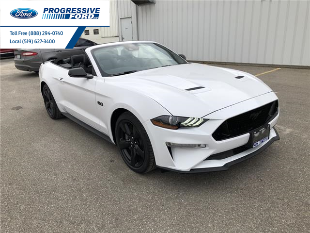 2021 Ford Mustang GT Premium (Stk: M5117666) in Wallaceburg - Image 1 of 18