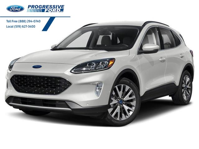 2021 Ford Escape Titanium Hybrid (Stk: MUA02043) in Wallaceburg - Image 1 of 1