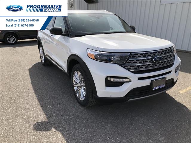 2021 Ford Explorer Limited (Stk: MNA07902) in Wallaceburg - Image 1 of 18