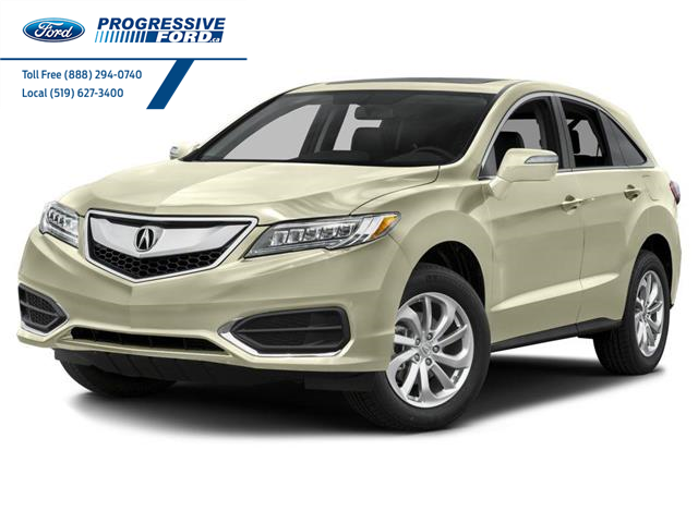 2016 Acura RDX Base (Stk: GL805103T) in Wallaceburg - Image 1 of 9