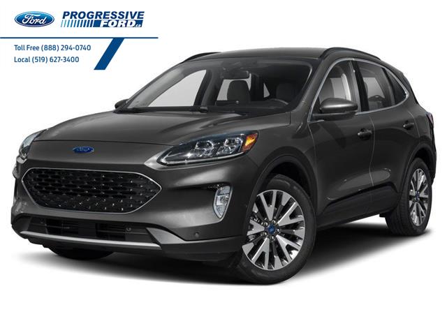 2021 Ford Escape Titanium (Stk: MUA10694) in Wallaceburg - Image 1 of 9