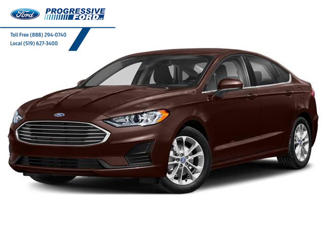 2019 Ford Fusion SE (Stk: KR211096T) in Wallaceburg - Image 1 of 9