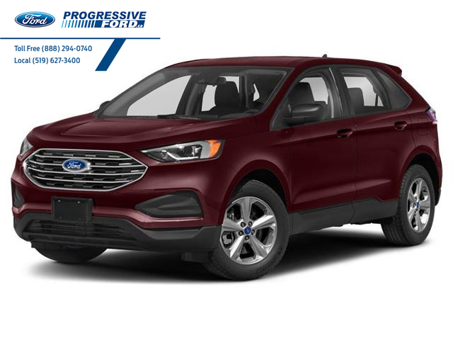 2021 Ford Edge SEL (Stk: MBA34582) in Wallaceburg - Image 1 of 9