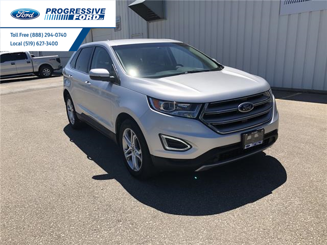 2016 Ford Edge SEL (Stk: GBC60872T) in Wallaceburg - Image 1 of 15