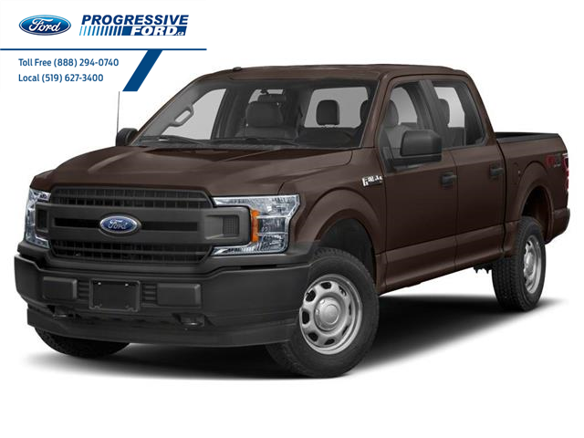 2018 Ford F-150  (Stk: JFA99924T) in Wallaceburg - Image 1 of 9