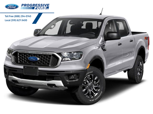 2021 Ford Ranger XLT (Stk: MLD72364) in Wallaceburg - Image 1 of 9