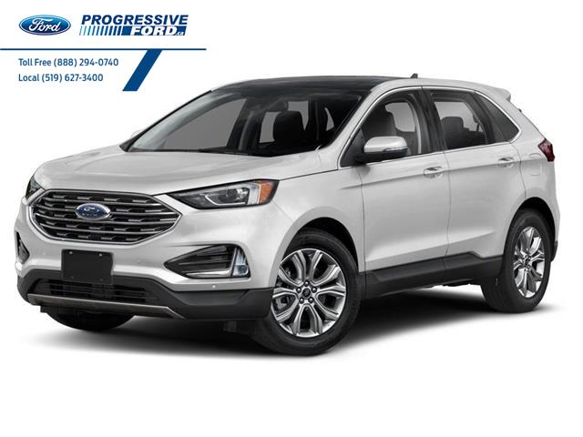 2021 Ford Edge Titanium (Stk: MBA51859) in Wallaceburg - Image 1 of 9
