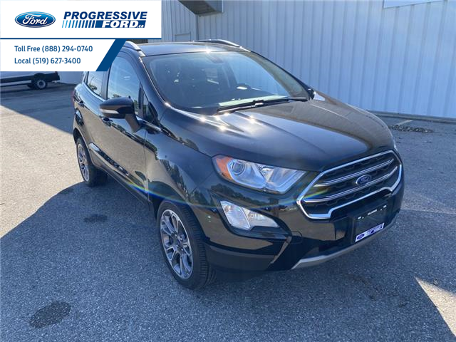 2021 Ford EcoSport Titanium (Stk: MC429828) in Wallaceburg - Image 1 of 16