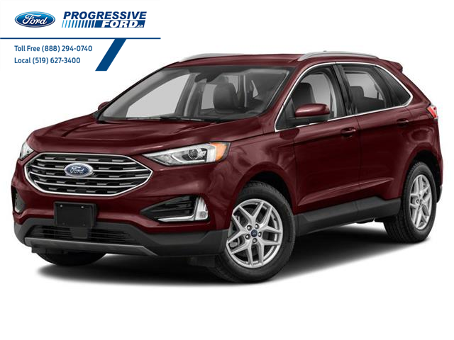 2021 Ford Edge SEL (Stk: MBA54911) in Wallaceburg - Image 1 of 9