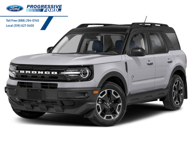 2021 Ford Bronco Sport Outer Banks (Stk: MRB15475) in Wallaceburg - Image 1 of 9