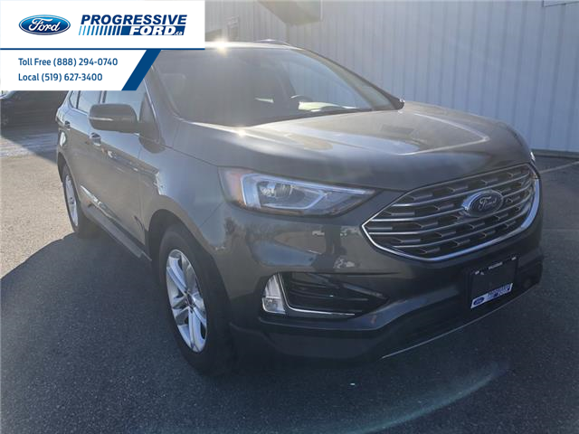 2020 Ford Edge SEL (Stk: LBA00412) in Wallaceburg - Image 1 of 14