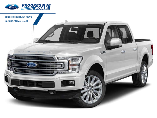 2020 Ford F-150 Limited (Stk: LFB82922T) in Wallaceburg - Image 1 of 1
