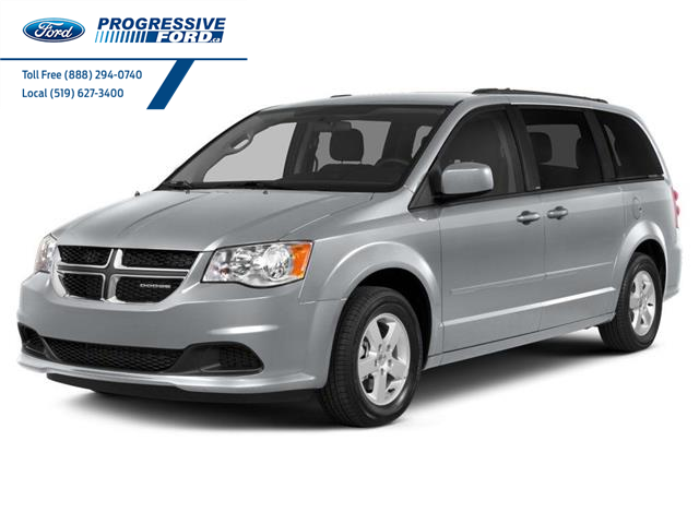 2014 Dodge Grand Caravan SE/SXT (Stk: ER117513T) in Wallaceburg - Image 1 of 1