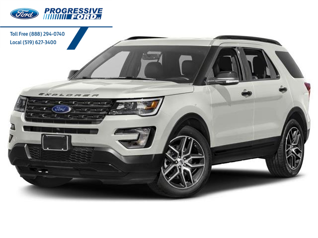 2017 Ford Explorer Sport (Stk: HGC58981T) in Wallaceburg - Image 1 of 9